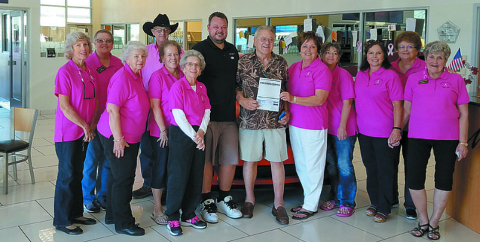 Corporate Giving Kingman Cancer Care Unit
